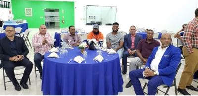 COOPMAIMÓN celebra  Rueda de Prensa en Recibimiento  Atleta Local de Grandes Ligas Teóscar Hernández